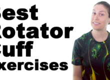 Easy Rotator Cuff Exercises