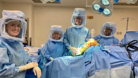 Orthopedic Surgery Master Observers
